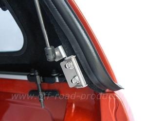 Ford ranger werk hardtop seitenfenster innen 3