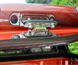 Ford ranger werk hardtop seitenfenster innen 15