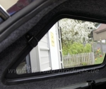 Toyota hilux  alpha hardtop type e  seitenfenster