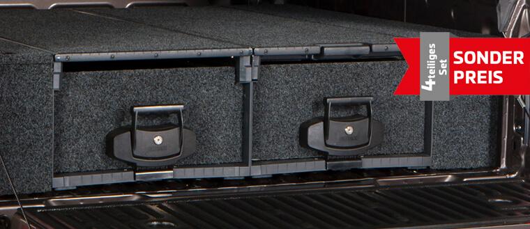 Schubladensystem Outback Ford Ranger