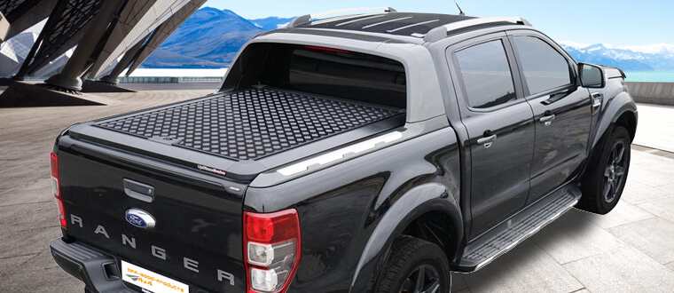 laderaumabdeckung f r ford ranger off road products. Black Bedroom Furniture Sets. Home Design Ideas